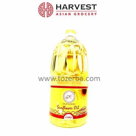 GOLDFISH Sunflower Oil 2L