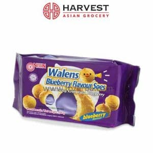 NISSIN Wallen Blueberry Soes 100g