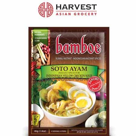 BAMBOE Soto Ayam 40g
