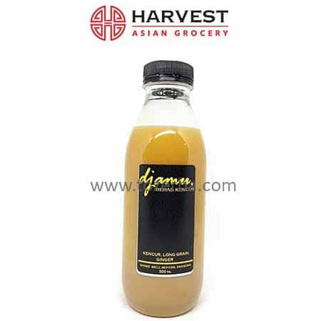 DJAMU Beras Kencur 500ml - Long Grain Ginger.